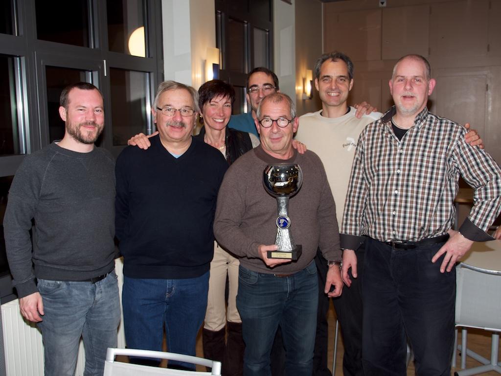 Clubmeister 2014/2015: Team Pauli
